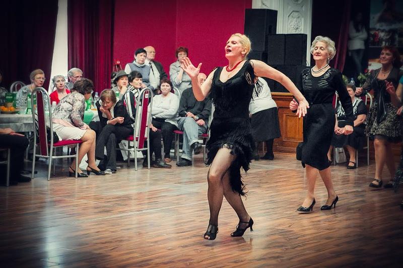 Танцевальный Клуб Знакомств Москва
